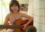 マリコマリィ「はじめてのチュウ」ギター弾き語りカバーがかわいすぎる
