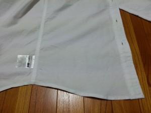 ユニクロオックスフォードシャツ (6)